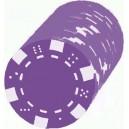 Paquete de recambio de 25 fichas DICE lilas