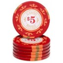 Recarga de 25 fichas Casino Royal 5$